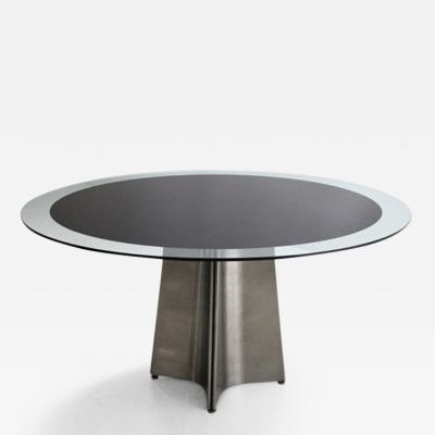 Luigi Saccardo Dining Table by Luigi Saccardo