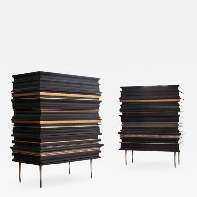 Luis Pons Luis Pons Pair of Frame Dressers