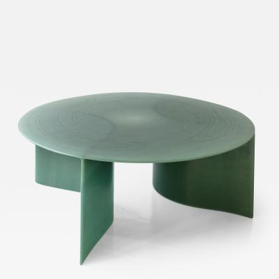 Lukas Cober New Wave round coffee table