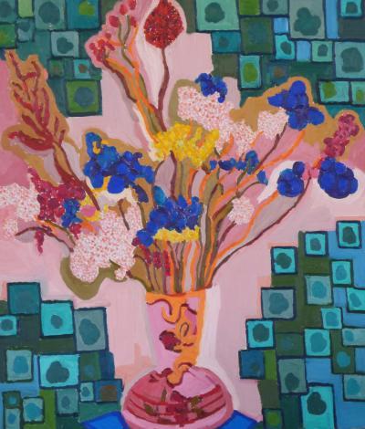 Lynne Mapp Drexler Flower Expansion
