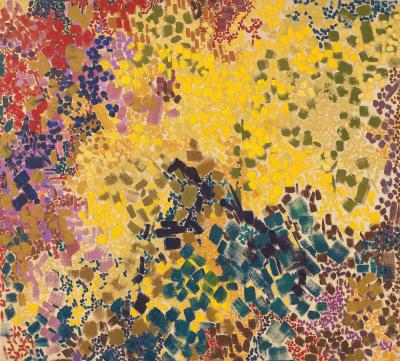 Lynne Mapp Drexler Glouchester Yellow