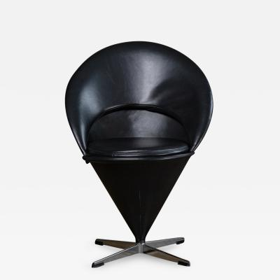 MID CENTURY CONE CHAIR