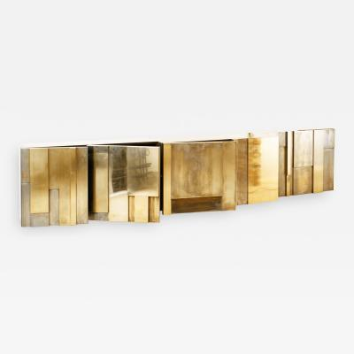 MUR Sideboard Hand Patinated Brass Masterpiece