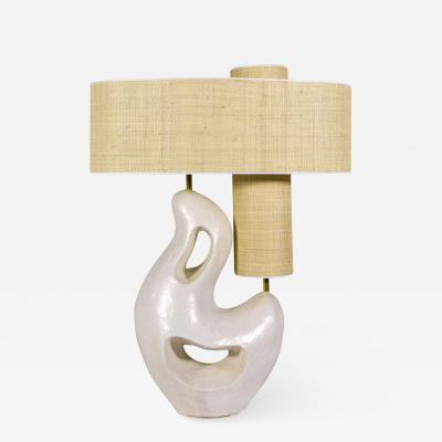 Ma na Gozannet Ma na Gozannet Ceramic Table Lamp Azura circa 2010 France