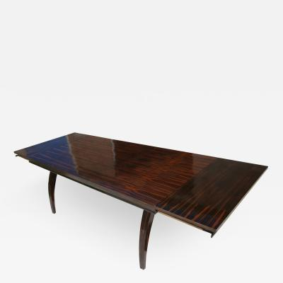 Macassar Dining Table