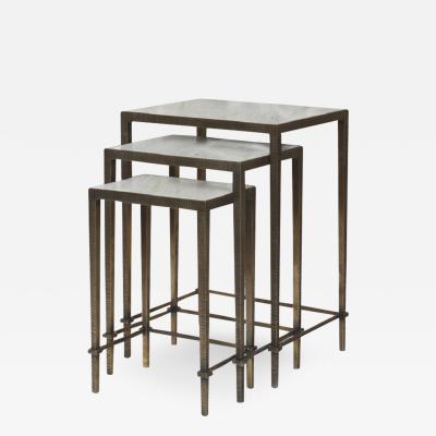Madeline Stuart Linear Nesting Tables