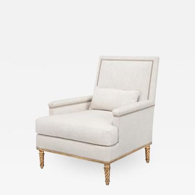 Madeline Stuart Tigertail Lounge Chair