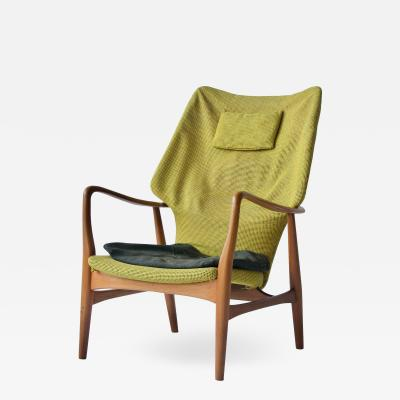Madsen Sch bel Madsen Schubell High Back Lounge Chair
