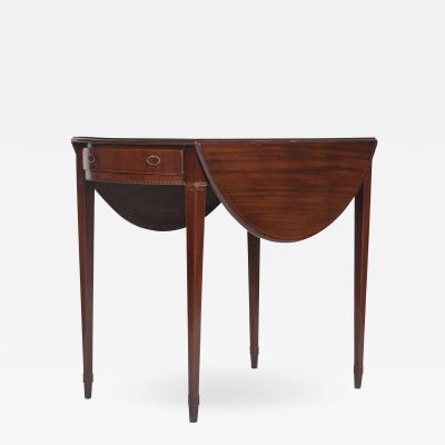 Mahogany Hepplewhite Pembroke Table