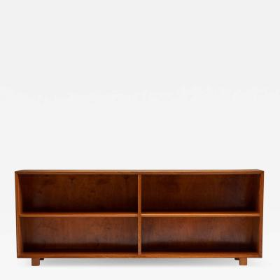 Mahogany Veneered Sideboard for Svensk M belindustri Sweden 1940s