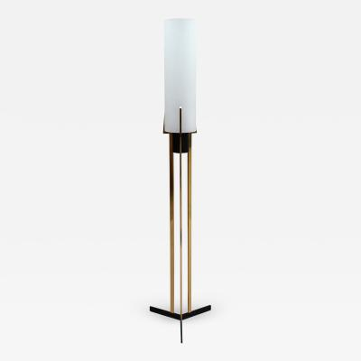 Maison Arlus Fine French 1960s Floor Lamp by Arlus