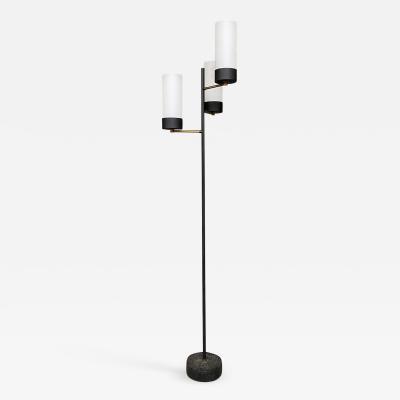 Maison Arlus Floor Lamp for Arlus France 1960s