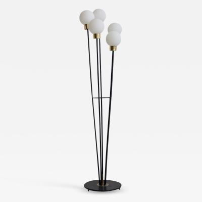 Maison Arlus Floor Lamp with Five Lights by Arlus