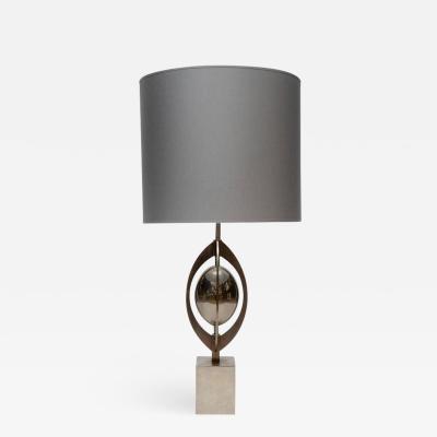 Maison Charles Elegant Ogive Oeuf Lamp by Maison Charles