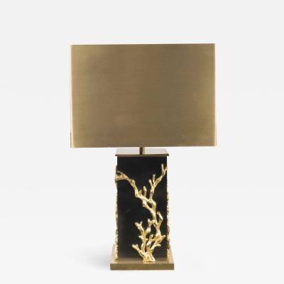 Maison Charles Single Lamp by Maison Charles France 1970s