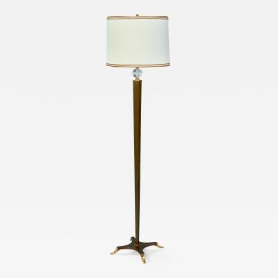 Maison Dominique Elegant Floor Lamp by Dominique France 1950s