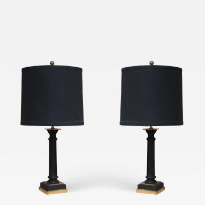 Maison Jansen A pair of table lamps by Maison Jansen France 60