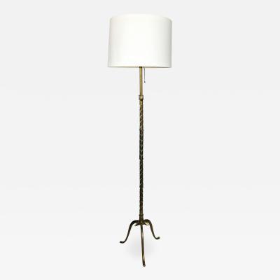 Maison Jansen Maison Bagues Floor Lamp