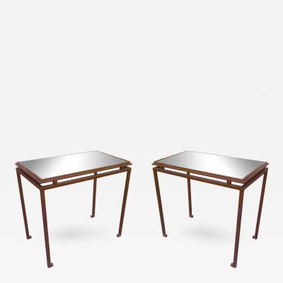 Maison Ramsay Maison Ramsay Pure Design Pair of Side or Coffee Tables