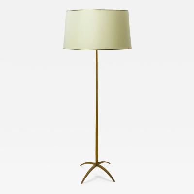 Maison Ramsay Maison Ramsay solid gold bronze refined standing lamp