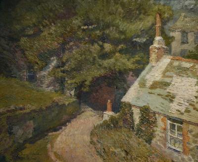 Maison a la Fleurie St Ives