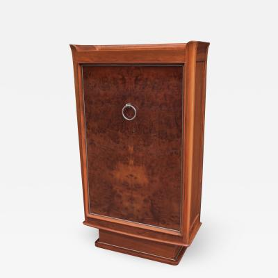 Majorelle designed Art Deco Tall Two Door Cabinet