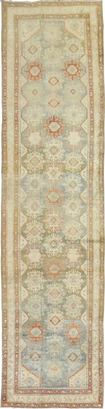 Malayer Runner rug no j1045