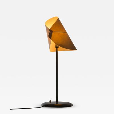 Man Ray La Lune Sous Le Chapeau Table Lamp by Man Ray for SIrrah