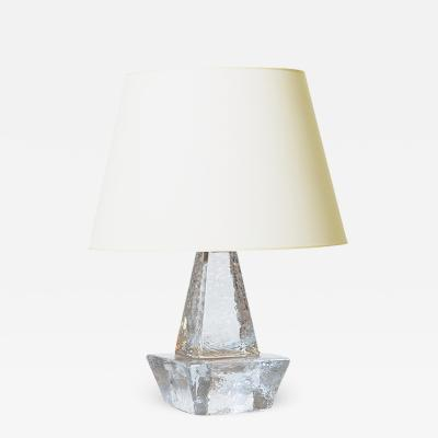 Mantorp Glasbruk Petite lamp by Mantorp