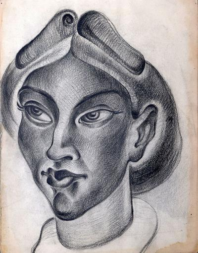 Manuel Parra Retrato