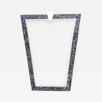 MarGian Studio Inc Michaela Amethyst Mirror