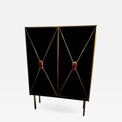 MarGian Studio Inc Robinson Bar Cabinet