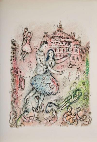 Marc Chagall Marc Chagall LOp ra 1974