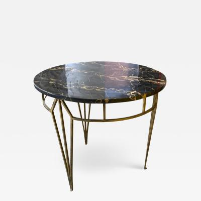 Marc Du Plantier Marc Duplantier genuine documented Neo classic coffee table