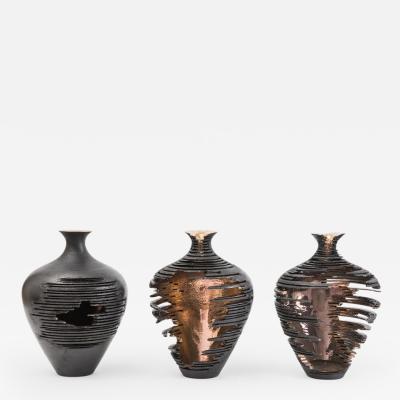 Marc Fish Relic Vessel Series Black Ash UK