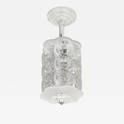 Marc Lalique Lalique Chandelier Seville