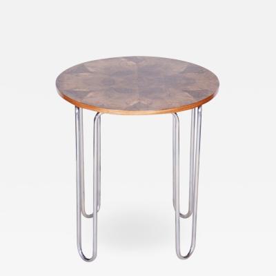 Marcel Breuer 20th century Bauhaus Czech Small table
