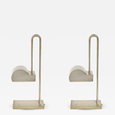 Marcel Breuer Architectural Lamps
