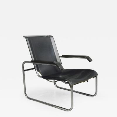 Marcel Breuer Bauhaus Lounge Chair By Marcel Breuer For Thonet