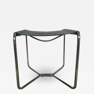 Marcel Breuer Chrome Bauhaus Stool Thonet B8 By Marcel Breuer