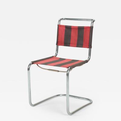 Marcel Breuer Embru chair 1372 B33 Marcel Breuer 30s
