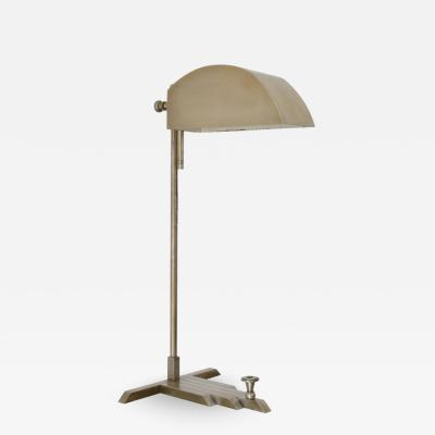 Marcel Breuer Marcel Breuer 1st Edition Desk Lamp