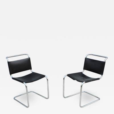 Marcel Breuer Marcel Breuer B33 Side Chairs