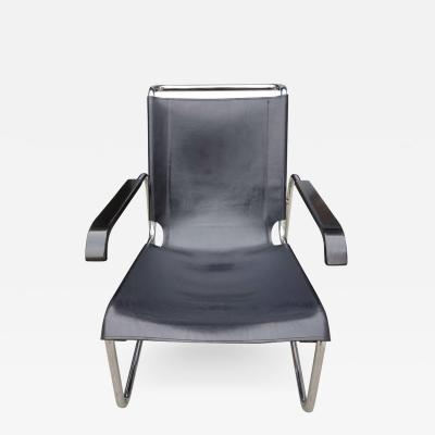 Marcel Breuer Midcentury Marcel Breuer B35 Lounge Chair for Thonet