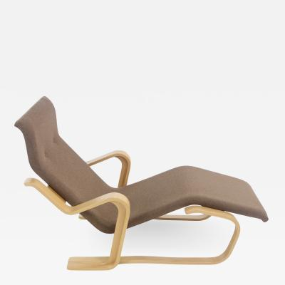 Marcel Breuer The Long Chair Bentwood Lounge Designed by Marcel Breur