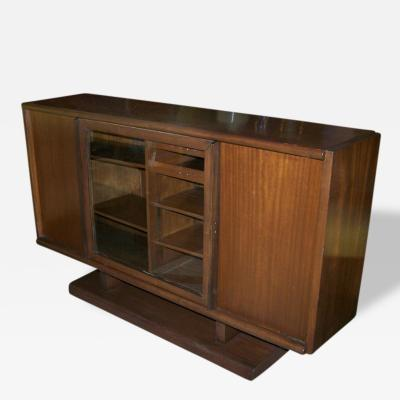 Marcel Gascoin French Credenza by Marcel Gascoin