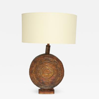 Marcello Fantoni 1960s Marcello Fantoni Table Lamp