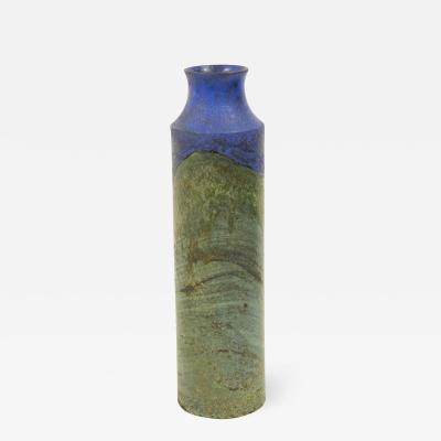 Marcello Fantoni Ceramic Vase by Marcello Fantoni circa 1960