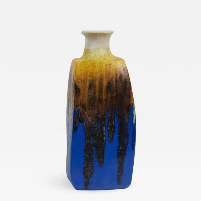Marcello Fantoni Ceramic vase by Marcello Fantoni