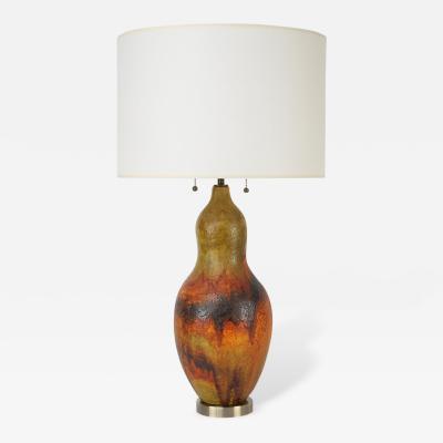 Marcello Fantoni Marcello Fantoni Ceramic Table Lamp